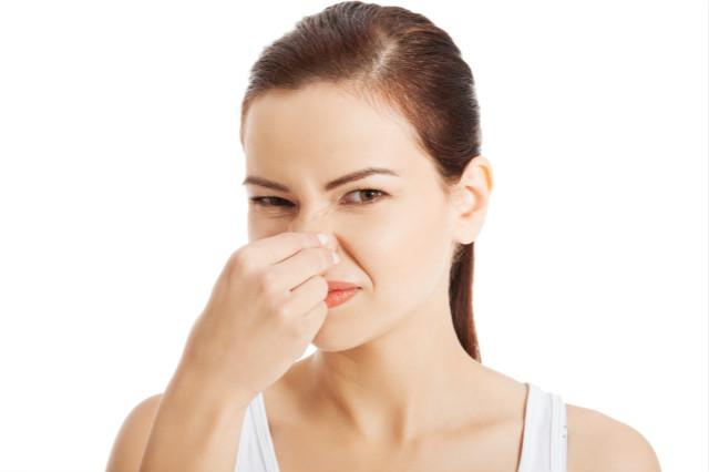 冷空气之间吹进你的肺里,可能是你的鼻子出了问题